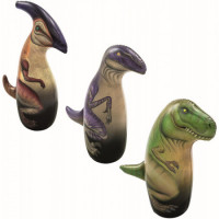 Inflable Puching Dinosaurio 96 Cm En Caja 52287