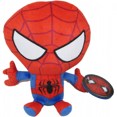 Spiderman Sentado 20 Cm - Marvel Phiphi Toys Mv005
