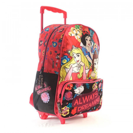 Mochila Carro  16 Princesas Always Dreaming 81266