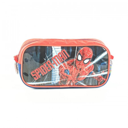 Cartuchera Rectangular  Spiderman Sense 3d 62304