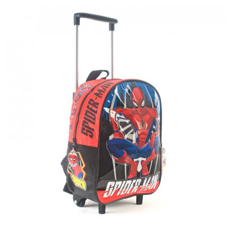 Mochila Carro 12  Spiderman Crime Fighter 62316