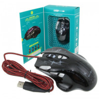 Mouse Weibo Usb Wb-912 Gamers En Caja Mp7190