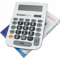 Calculadora Gaona 12 Dígitos  Ds 833 12  Caja   Mp6896
