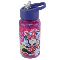 Botella De Plástico Minnie 500 Ml Con Pico 01minnie061