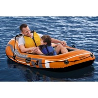 Bote Inflable Grande 196x114 Bestway 61100 Hydro Force Caja