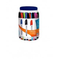 Boligrafo Pm Inkjoy 100st Canister 40unid 1931034