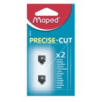 Cuchillas Maped  Cortadora Precise Cut X 2 Blist 894910