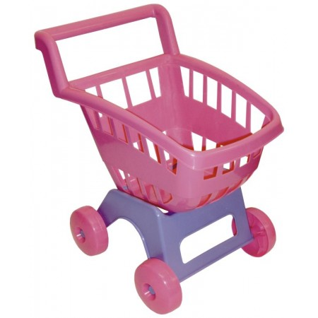 Shopping Cart Rosa/lila Fiorella