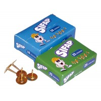 Chinches X50 Bronce Sifap E/caja 3100403219