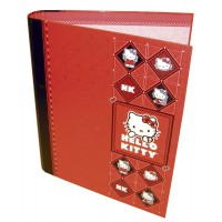 Carpeta 2x40 A4   Hello Kitty Cartone E2akitt3