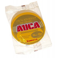 Cinta Auca Papel 18mm X 50mts