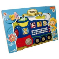 Tren Musical Didactico Infant.693595 C/abc Son/animal Caja V.
