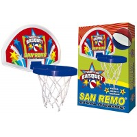 Tablero De Basquet Plastico C/ Aro Y Red