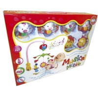 Movil Musical Infant Animalito Brill.plast Musical 791336 Caja Visor