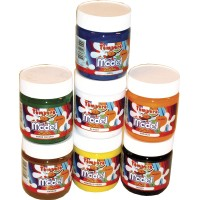 Tempera Pote 250gr Blanco Model 826540