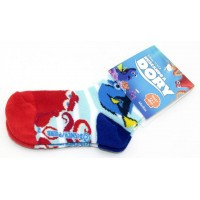 Soquete Infantil C/dibujo Buscando A Dory Footy Dn059.01 Talle 1/2/3