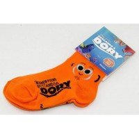 Soquete Infantil Buscando A Dory Footy Dn058.01 Talle 1/2/3