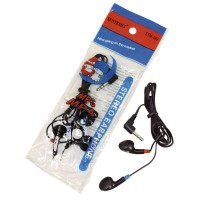 Auricular Simple Mp3/4 Mp2105 E/bolsita Deco Nenes