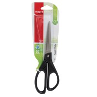 Tijera Essentials Green 21 Cm Maped Blister 468110